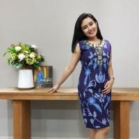 Dres Katun Tulis Cirebon uk M Brand Batik Muda - BAAD22152