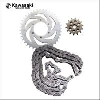 Kawasaki Genuine Parts Gear set ( Ninja 150 RR Series )