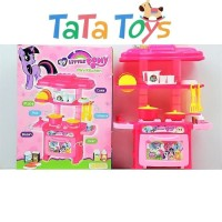 Produk Terlaris Mainan Anak Hello Kitty & My Little Pony Mini