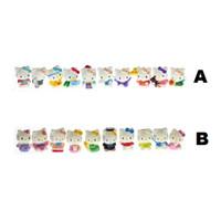 Action Figure Pajangan Mini Minifigure Karakter Lucu Unyu Hello Kitty Kity Hellokitty Hellokity Helokitty Helokity HK Sanrio