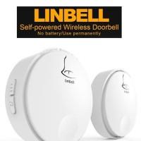Linptech Linbell G2 Self-Generating Wireless Waterproof Door Bell