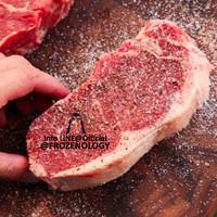 Harga daging sapi sirloin steak import aus beef grade | antitipu.com