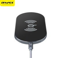 Awei Ultra Thin Qi Wireless Charger - W2