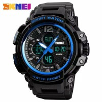 Jam Tangan Pria Original SKMEI Led BAru G-shock Anti Air Casio Unik