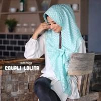 hijab jilbab bergo kerudung scarf khimar instan lolita