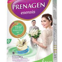 PRENAGEN Esensis Susu Persiapan Kehamilan Vanila Box 360g