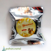 Hosti Ayat Manna Roti Perjamuan 100pcs