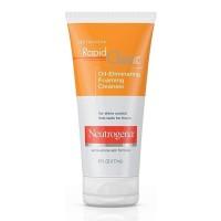 Neutrogena Rapid Clear Oil Eliminating Foaming Facial Cleanser 177ml