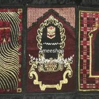 Sajadah Muka Turki Kecil Souvenir Haji Umrah dan Pengajian
