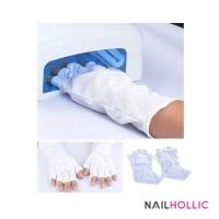 Anti UV gloves / sarung tangan UV lamp / lampu UV