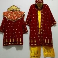 Harga baju pengantin adat palembang | Pembandingharga.com
