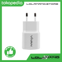 Vivan 2A Output Single USB Charger (Original)