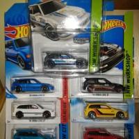 Hot Wheels Honda Civic EF Set isi 7 Cars
