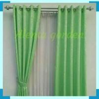 Harga gorden korden gordeng hordeng tirai jendela pintu kaca kamar | Pembandingharga.com