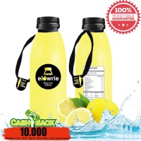 SUPER PROMO Sari Jeruk Lemon 500ml/ Diet / ELOWRIE (100% Jeruk Lemon)