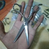 gunting potong rambut manual single alat cukur salon pangkas b PROMO