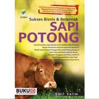Buku Sukses Bisnis Dan Beternak Sapi Potong