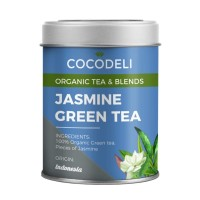 JASMINE GREEN TEA COCODELI | Teh Indonesia, Organic tea