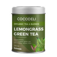 LEMONGRASS COCODELI | Teh Indonesia, Organic Tea