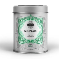 GUNPEARL Havelteh - Teh Indonesia | Teh Hijau | Green Tea | Gun powder