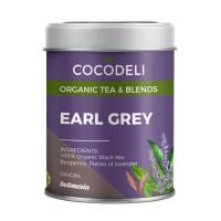 EARL GREY COCODELI   Teh Indonesia, Organic Tea
