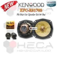 Harga kenwood hi res kfc xs1703 speaker tweeter mobil set high | Pembandingharga.com