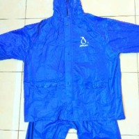 Grosir jas hujan penguin penguins 41 SP jaket celana xl bahan parasit
