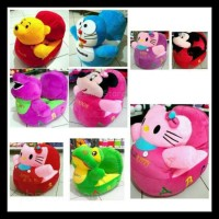 TERPERCAYA Sofa Odong Boneka Mickey Minnie Hello Kitty Doraemon Keropi 7ab7e26582
