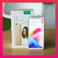 PROMO HARGA KHUSUS STOCK READY Jual Oppo F5 New 4Gb/32Gb Gold