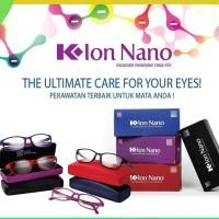 Original Kacamata K Ion Nano Teknologi Jerman Penurun Minus/Plus