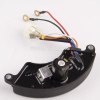 6KW ac Voltage Stabilizer Three Phase Regulator AVR Diesel Open Style