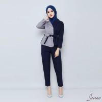 hijab style/ style kerja/ korean style/
