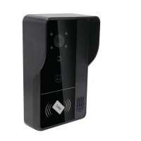 Wi-Fi Video Door Intercom And Door Bell - 0.3 Inch CMOS APP Support Mo