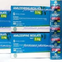 Promo amlodipine 5 mg kemasan baru obat darah tinggi