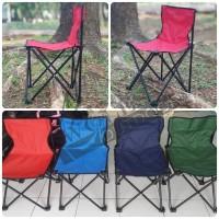 Kursi Lipat + Sandaran Praktis ( untuk camping atau memancing)