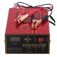Charger Aki Mobil Lead Acid Smart Battery Charger 12V/24V - DQWL-20 pr