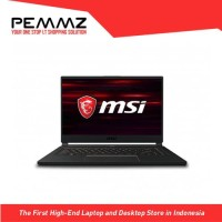 MSI GS65 9SG - 424ID | RTX2080 | i7-9750H