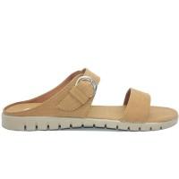 Dr. Kevin Women Sandals Shoes 27360 - Tan