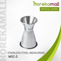 gelas takar/Stainless Steel Measuring Cup MSC-S