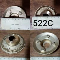 BURNER KOMPOR GAS RINNAI 522C