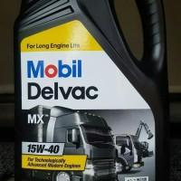 Paket 4 Galon Delvac MX 15w40