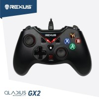 Rexus Pro Gaming Gamepad GX2 With Phone Holder