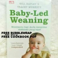Buku BLW Baby Led Weaning -- Gill Rapley Tracy Murkett