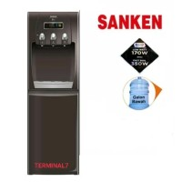 Sanken HWD-C520 Galon Bawah Dispenser 3 Kran Pipa Stainless steel