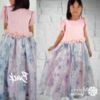 Baju Pesta Anak Dress Briana