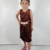 Baju Pesta Anak Adsila Dress