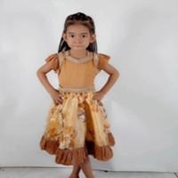 Baju Pesta Anak Ghina Dress