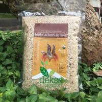 Beras Coklat Organik / Brown Rice / Beras Cokelat Organik