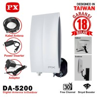 Antena TV digital indoor outdoor PX DA - 5200