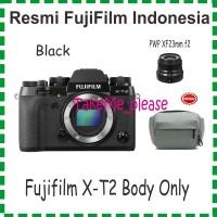 Harga fujifilm x t2 body only xt2 pwp lensa xf 23mm f2   Pembandingharga.com